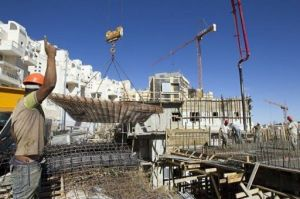 Constructing new settlements in the West Bank