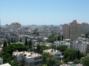 Images of the Gaza Strip before the aggressive Israeli war
