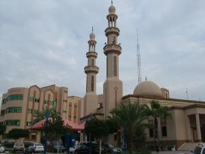 A Gaza Mosque
