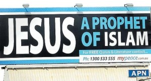All Muslims believe that Jesus Christ is the God's Prophet and do not allow Him to be offended